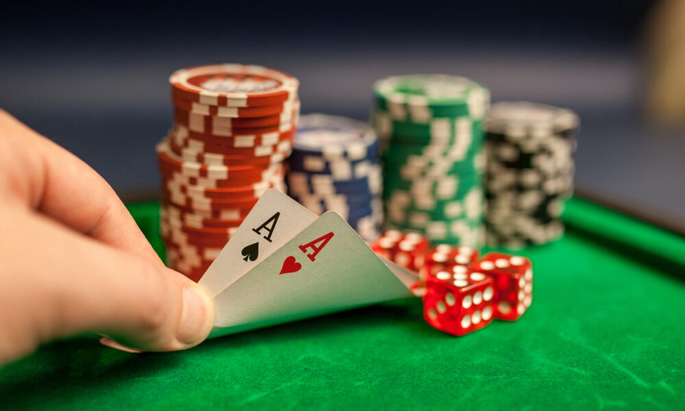 The Development Of Gambling